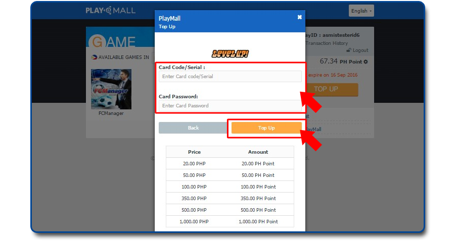 PlayMall The new all-in-one wallet!